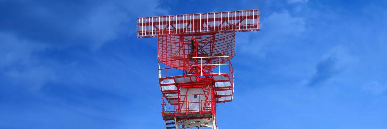 SkySearch-3000 Air Surveillance Radar System
